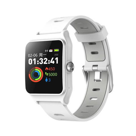 New GPS Multi-Sport Smart Watch IP68 Waterproof Fitness Tracker Heart Rate Monitor Bracelet For iPhones Android