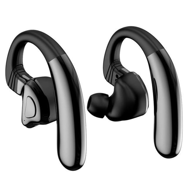 New TWS Wireless Bluetooth 5.0 Earphones Sport HIfI Headphones Ear Pods Wireless Headset Ear Hooks For iPhone Android