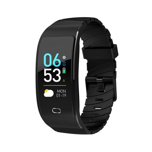 New Fitness Bracelet IP68 Waterproof Heart Rate Monitoring Fitness Tracker Smartwatch For Android iPhones