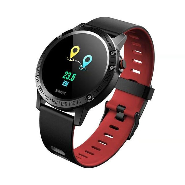 New Full Color UI Smart Band Bracelet IP68 Waterproof Smart Watch HR Blood Pressure Fitness Tracker For iPhone Android