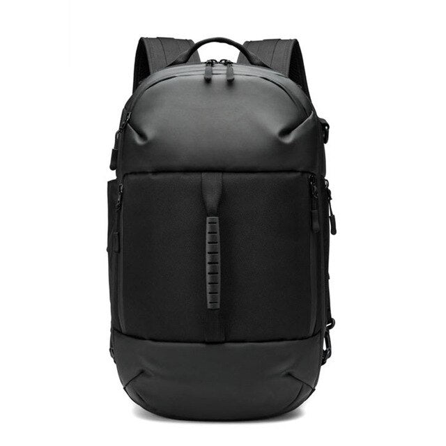 New Men's 15.6 Inch Laptop Casual School Hand Bag Multifunctional USB Charging Outdoor Travel Backpack