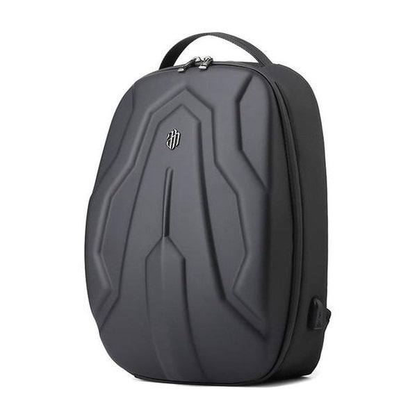 New 17 Inch Hard Shell Laptop Multi-Functional Travel Outdoor Anti-Theft USB Port Backpack