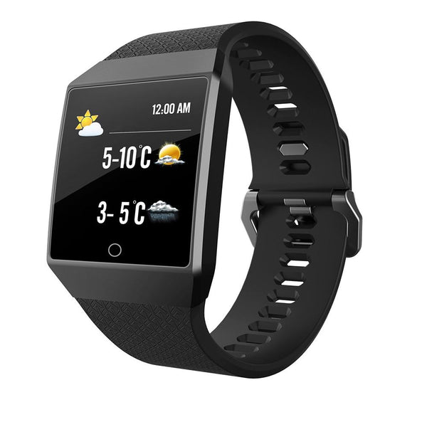 New GPS Sport Heart Rate Blood Pressure Oxygen Monitor Smartwatch Bracelet Fitness Tracker For iPhone Android