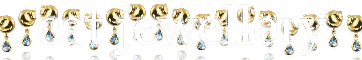 Cat Jewellery Collection Banner Image