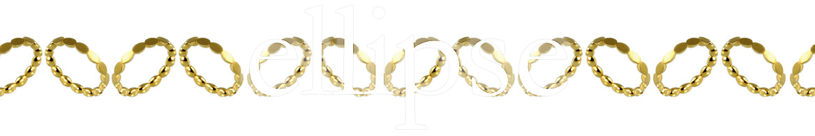 Abstract jewellery - Ellipses and oval shaped jewellery collection