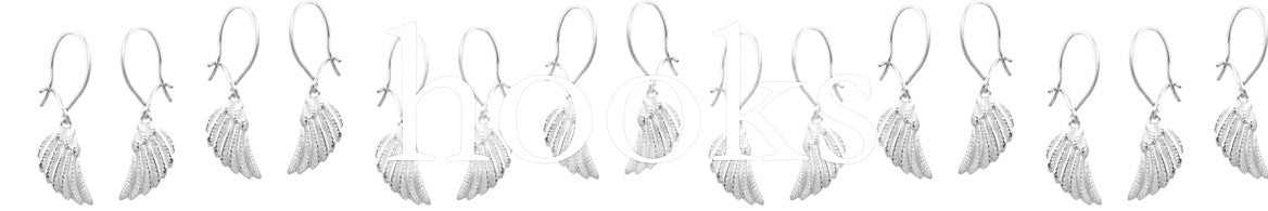Hook earrings collection image