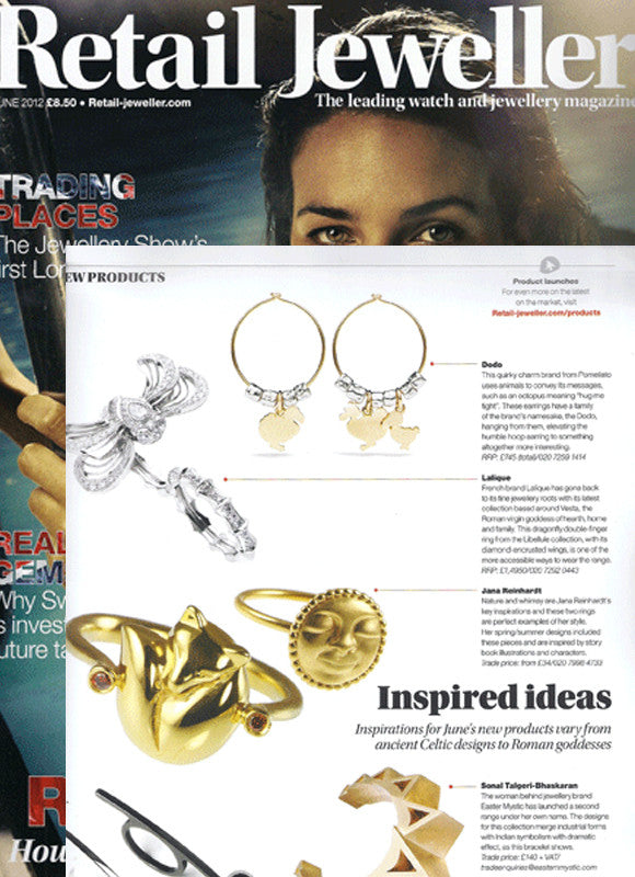 Retail Jeweller press coverage