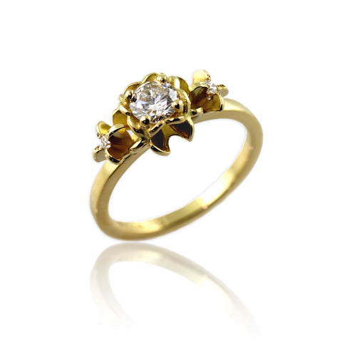 Flower Scatter Ring