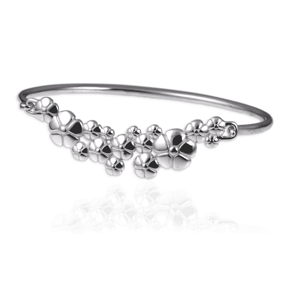Flower Bangle - Jana Reinhardt Ltd - 4