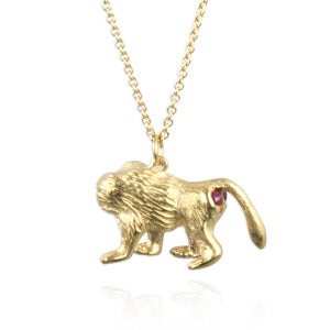 Baboon Necklace