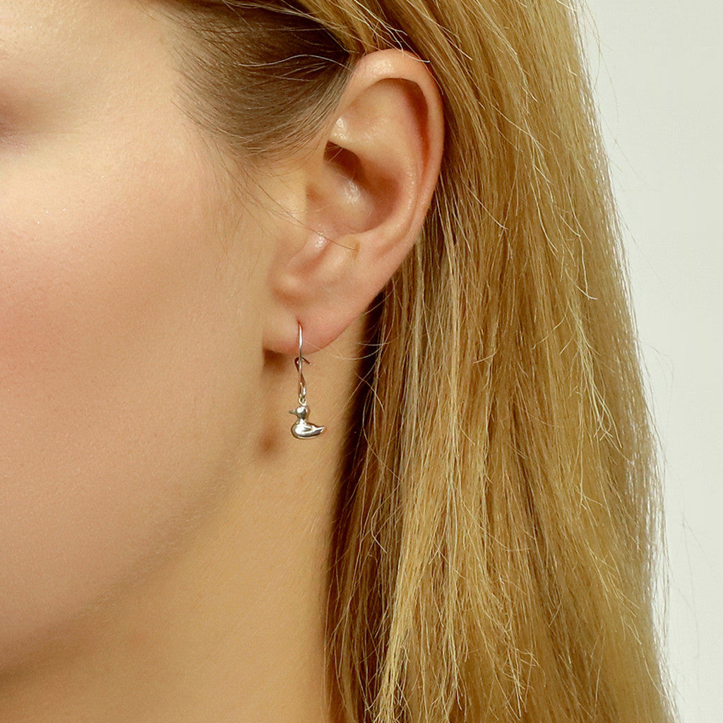 Duck Hook Earrings