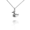 Duck Pendant Necklace - Jana Reinhardt Ltd - 1