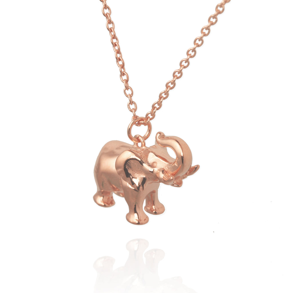 Elephant Necklace - Jana Reinhardt Ltd - 4
