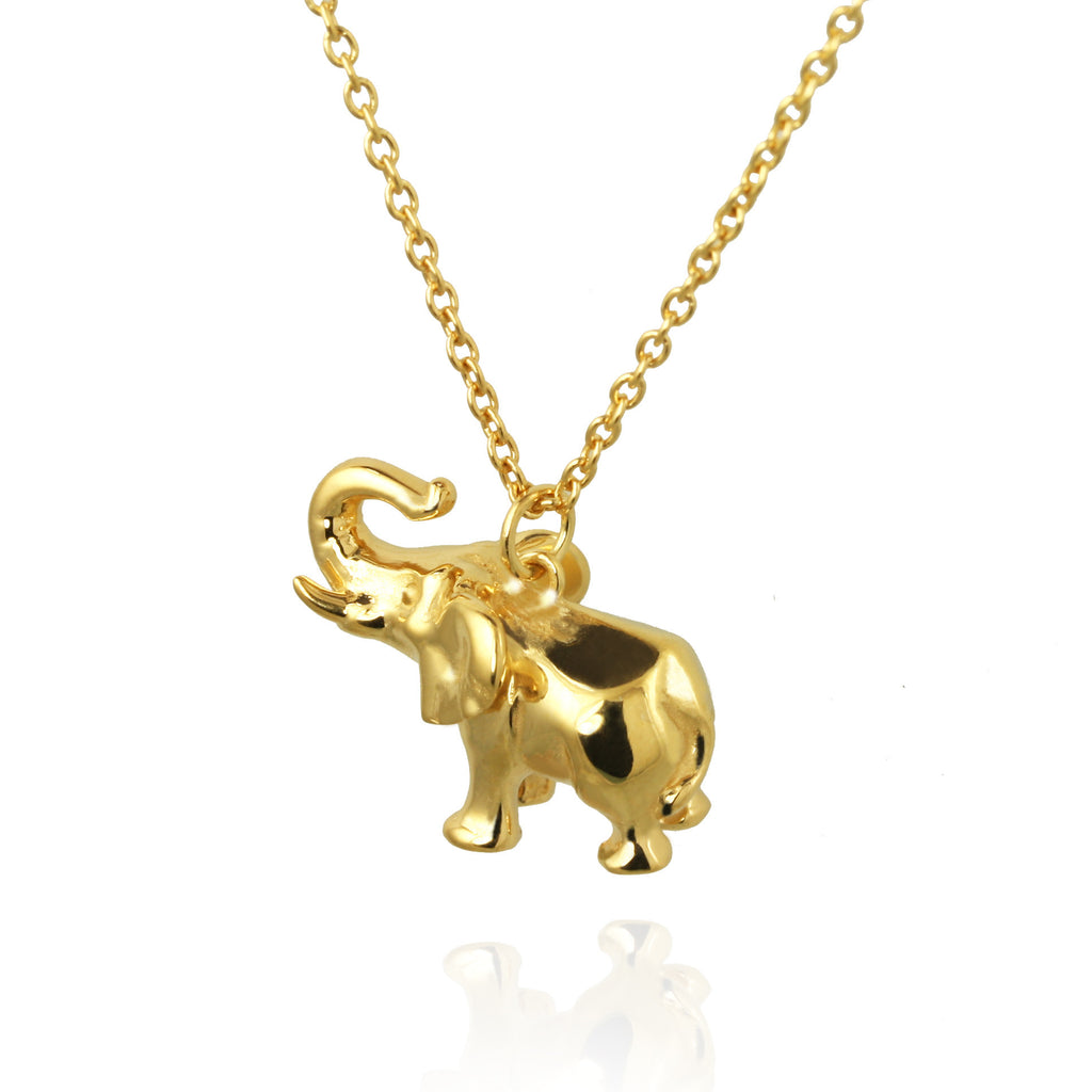 Elephant Necklace - Jana Reinhardt Ltd - 2