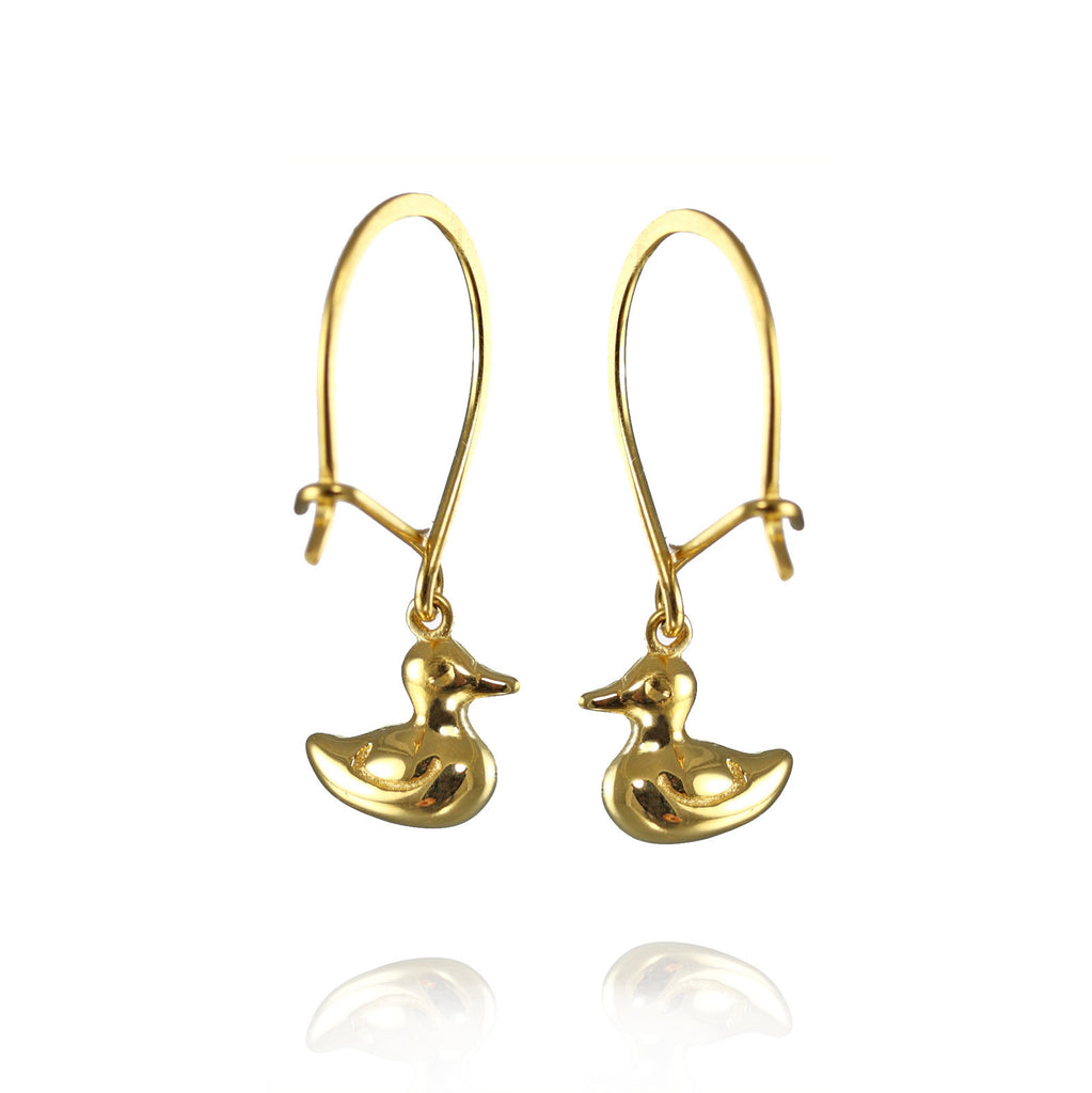 Duck Hook Earrings - Jana Reinhardt Ltd - 3