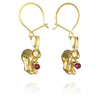 Hare Hook Earrings - Jana Reinhardt Ltd - 1