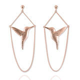 Hummingbird Earrings - Jana Reinhardt Ltd - 1
