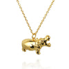 Hippo Necklace - Jana Reinhardt Ltd - 4