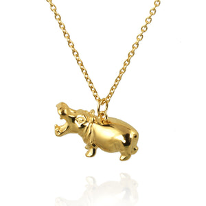 Hippo Necklace - Jana Reinhardt Ltd - 1