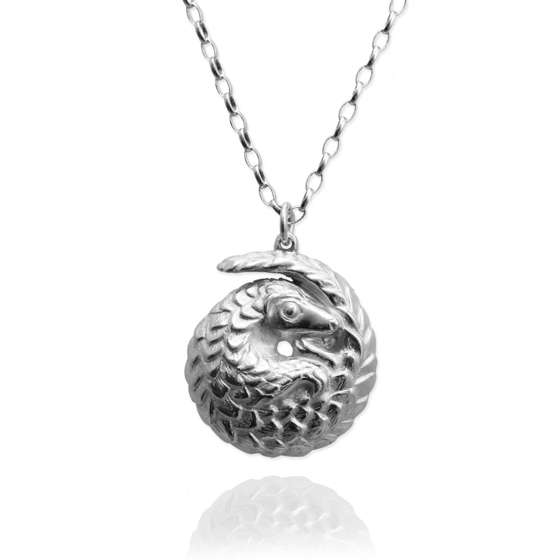 Pangolin Necklace