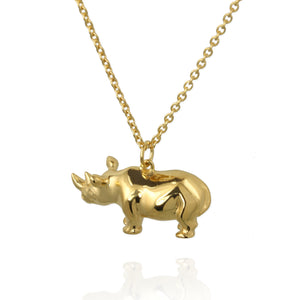 Rhino Necklace - Jana Reinhardt Ltd - 4