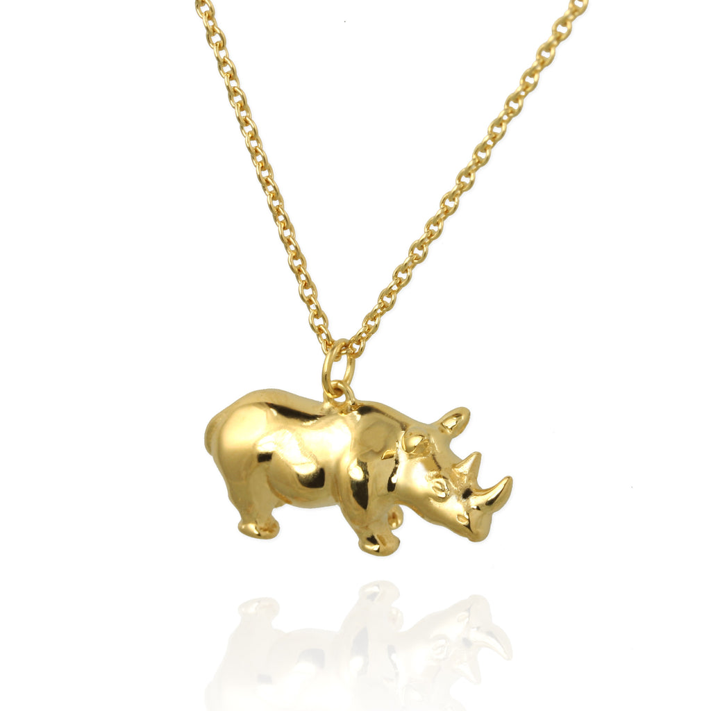 Rhino Necklace - Jana Reinhardt Ltd - 1