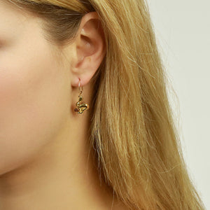 Hare Hook Earrings