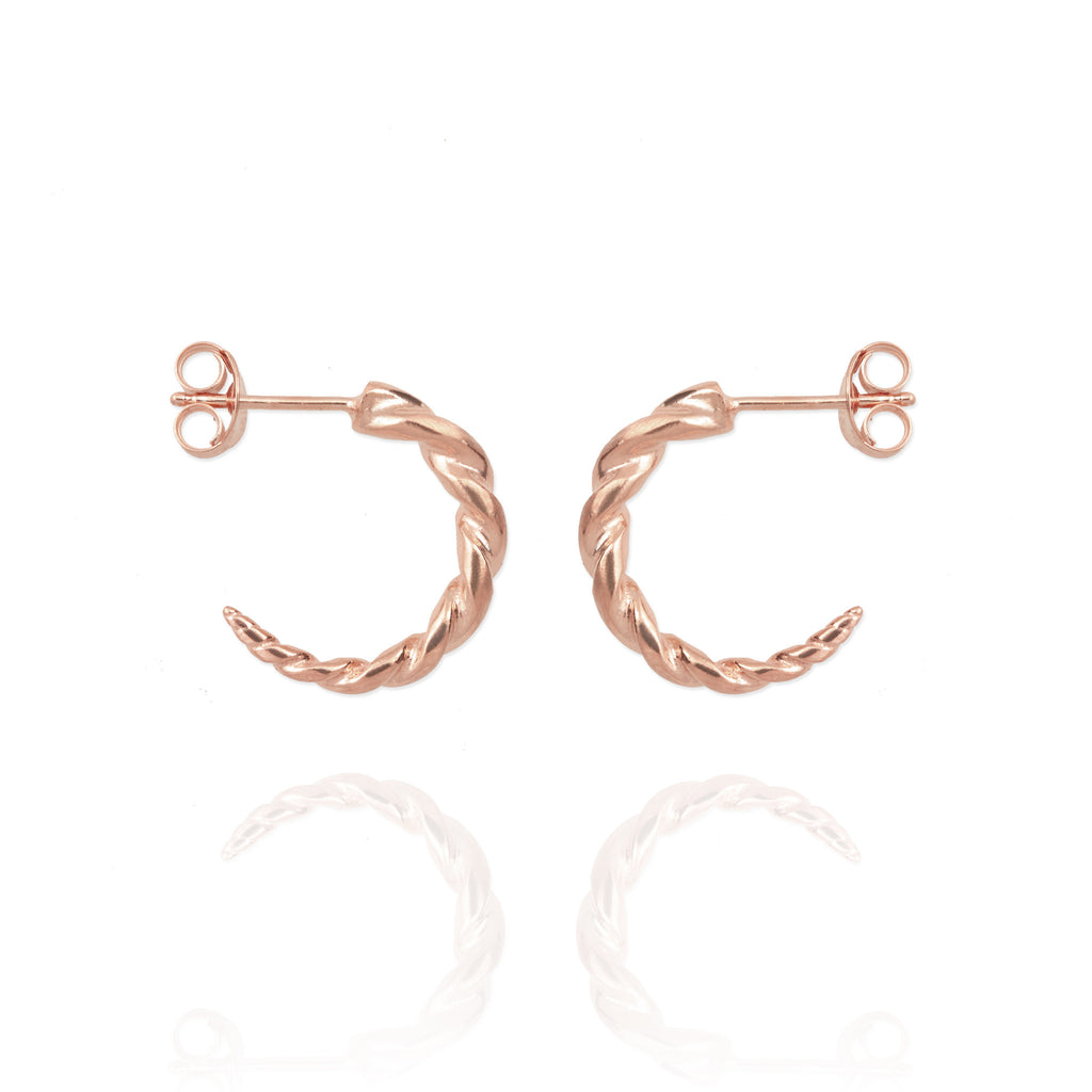 Unicorn Hoop Earrings