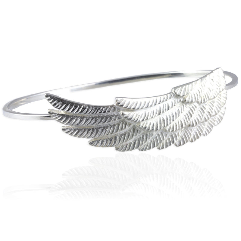 Wing Bangle - Jana Reinhardt Ltd - 3