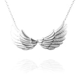 Double Wing Necklace - Jana Reinhardt Ltd - 1