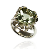 Big Rock Flower Ring - Jana Reinhardt Ltd - 3