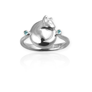 Cat Ring - Jana Reinhardt Ltd - 2