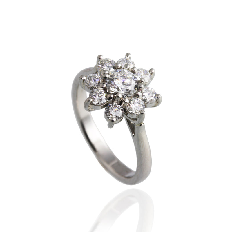 Bespoke Diamond Ring