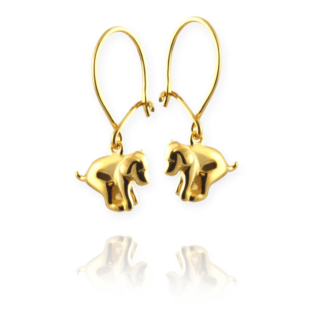 Dog Earrings - Jana Reinhardt Ltd - 3