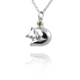 Fox Pendant Necklace - Jana Reinhardt Ltd - 4