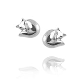 Fox Ear Studs - Jana Reinhardt Ltd - 3