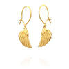 Wing Hook Earrings - Jana Reinhardt Ltd - 4