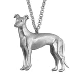 Bespoke Greyhound Pendant