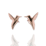 Hummingbird Ear Studs - Jana Reinhardt Ltd - 4