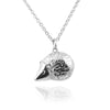 Hedgehog Pendant Necklace - Jana Reinhardt Ltd - 2