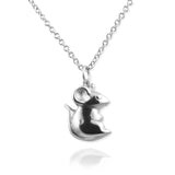 Mouse Pendant Necklace - Jana Reinhardt Ltd - 2
