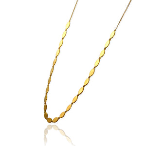 Multi Ellipse Necklace - Jana Reinhardt Ltd - 5
