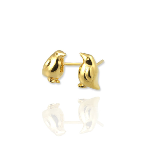 Halo Flower Ear Studs