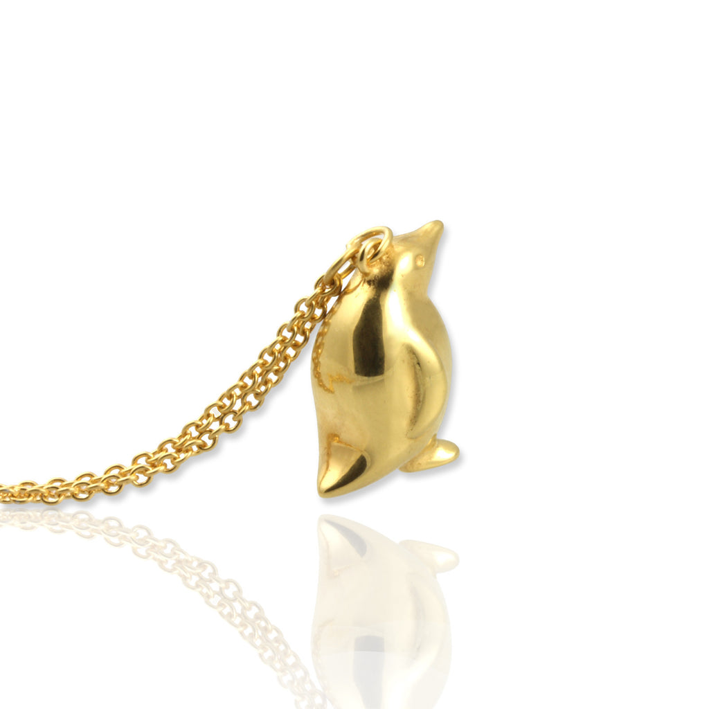 Penguin Pendant Necklace - Jana Reinhardt Ltd - 3