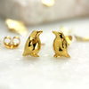 Penguin Stud Earrings - Jana Reinhardt Ltd - 6