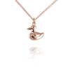 Duck Pendant Necklace - Jana Reinhardt Ltd - 5