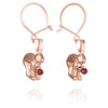 Hare Hook Earrings - Jana Reinhardt Ltd - 5