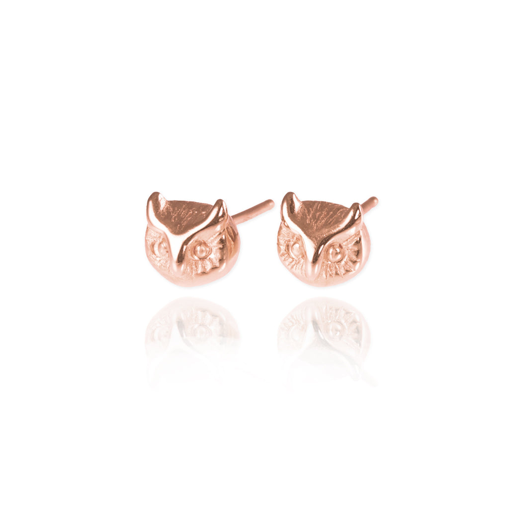 Owl Earrings - Jana Reinhardt Ltd - 6