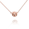 Owl necklace - Jana Reinhardt Ltd - 5