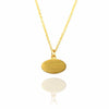 Single Ellipse Necklace - Jana Reinhardt Ltd - 5